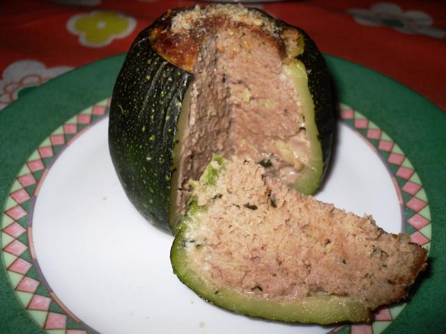Cucuzza China (Zucchina Tonda Ripiena)
