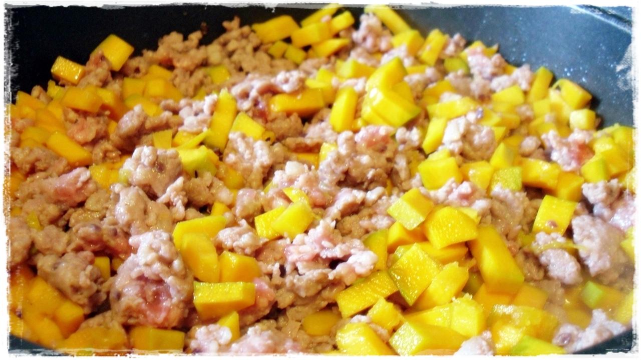 Ricetta crepes zucca e salsiccia