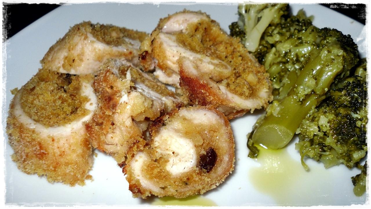 Involtini di pollo aromatici! – …con la Sicilia nel Cuore!