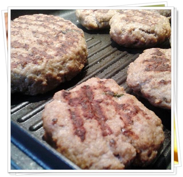 Hamburger cotti